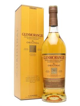 Glenmorangie Scotch Single Malt 10 Yr